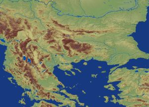 The Balkan and the northern Aegean